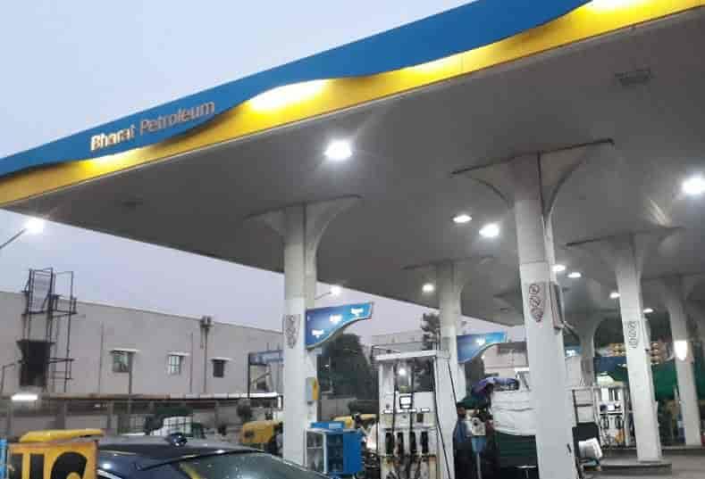 Top Bharat Petroleum Petrol Pumps near Anupam Cinema
