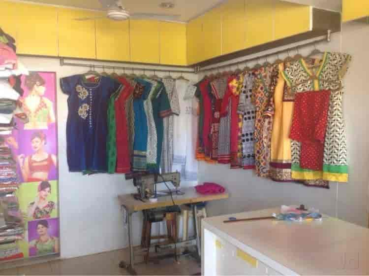 Inside View Of Tailoring Shop