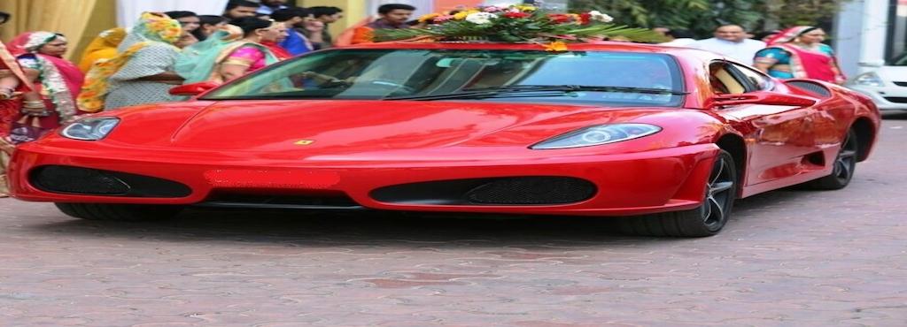 Ferrari Ki Sawaari Sarkhej Gandhinagar Highway Car Hire Toyota
