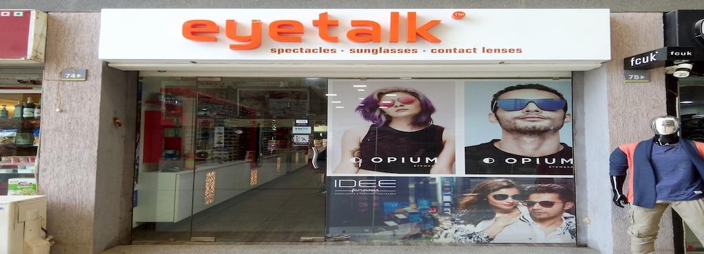 0c5be0fc82c4 Eyetalk, South Bopal - Opticians in Ahmedabad - Justdial