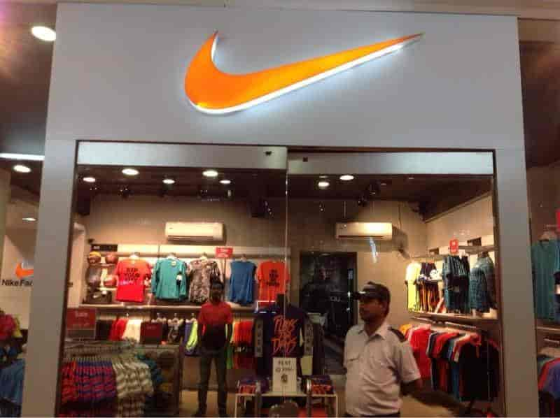 2523b587ce4f6 Front View of Sportswear Shop - Nike Factory Store Photos, Gurukul,  Ahmedabad - Readymade ...