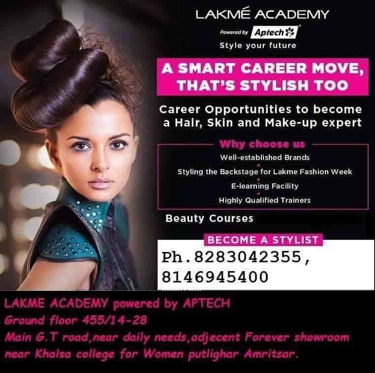 Lakme Academy Powered By Aptech Photos, Putligarh, Amritsar
