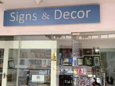 Signs Decor Bannerghatta Road Bangalore Sign Board Dealers