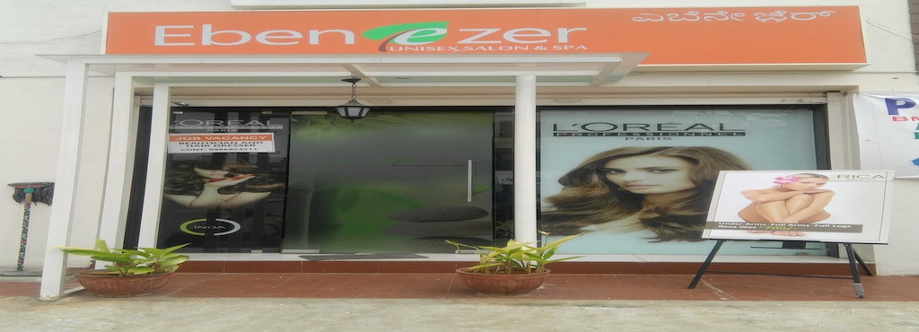 Ebenezer Unisex Salon And Spa Banaswadi Beauty Spas In Bangalore