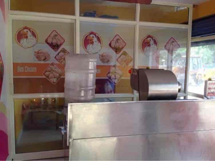 Desi Chicken Mahalakshmi Layout