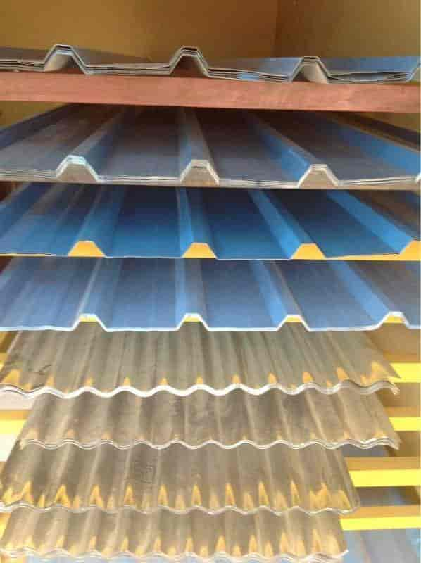 Steel Tech Roofing & Metal Roofing Materials Athens