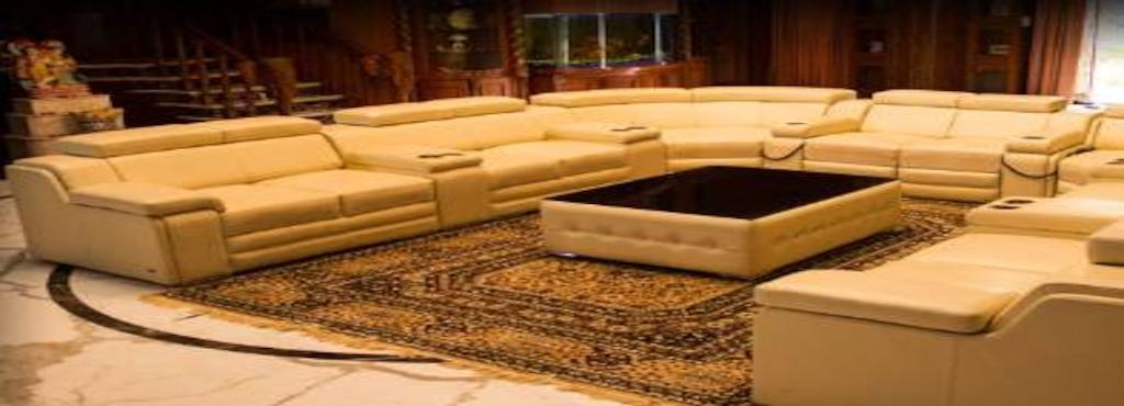 Ceralli Genuine Leather Furniture
