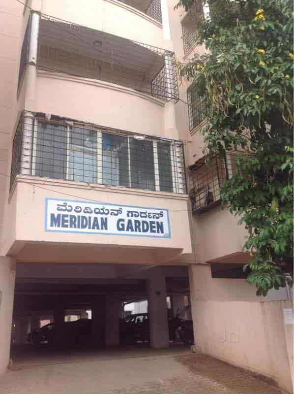 exterior view of paying guest accomdation meridian garden photos cholanayakanahalli bangalore estate - Meridian Garden Apartments