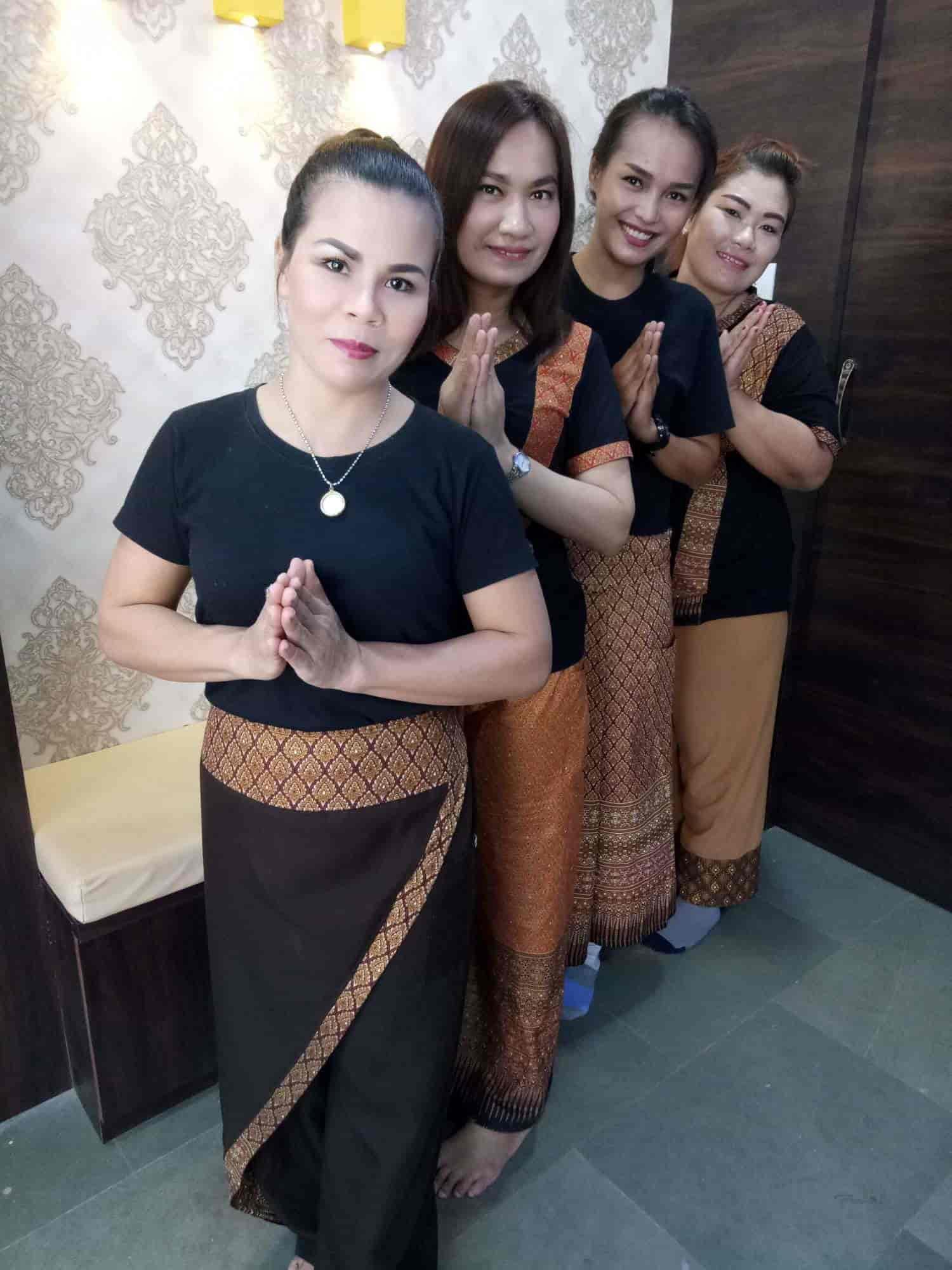 smile thai spa massage lund