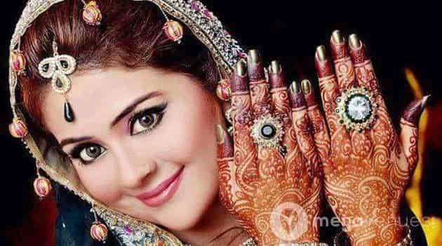 Mehndi Makeup In : Freelance sheetal makeup artist mehndi artists photos awadhpuri