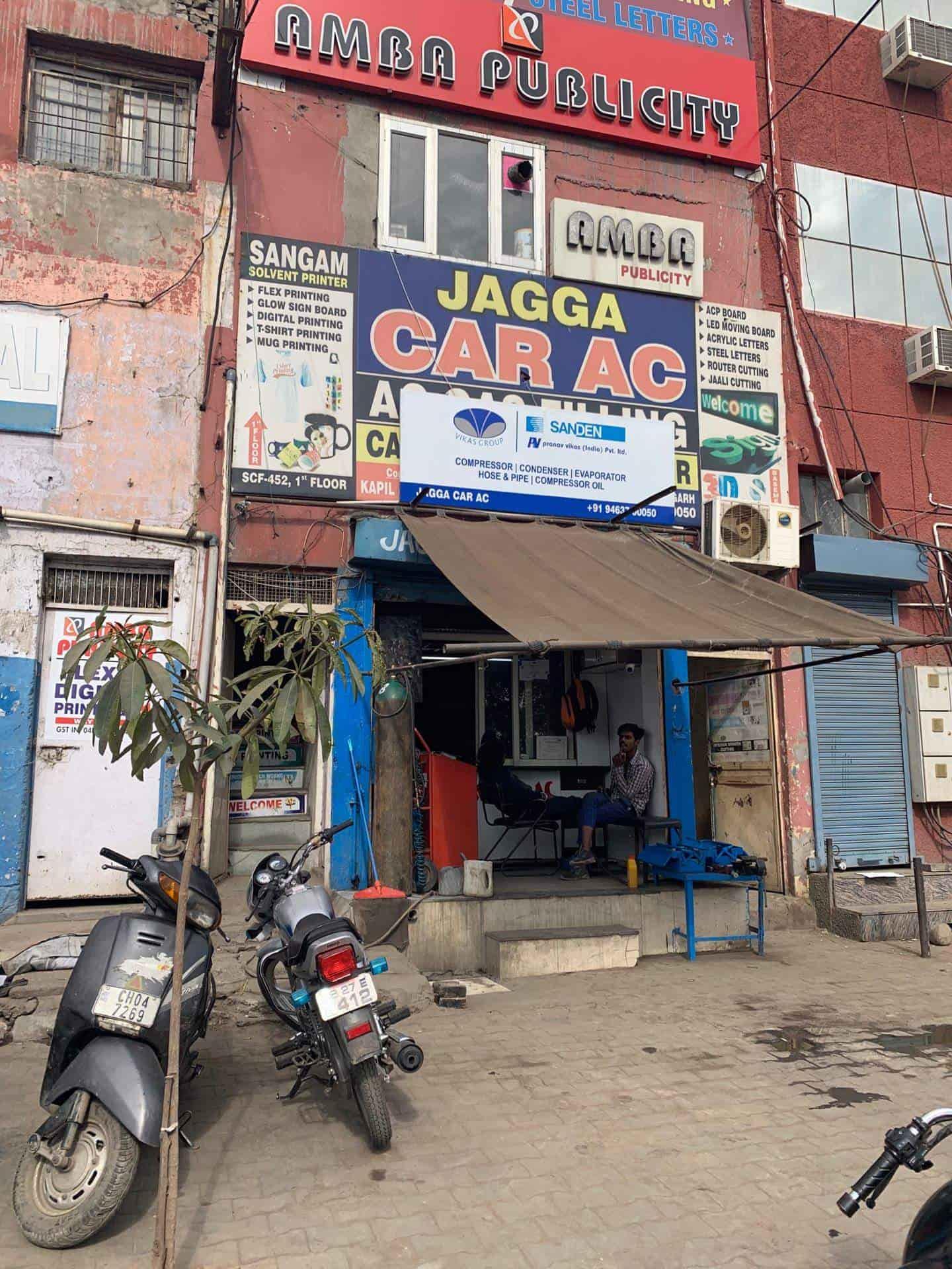 Jagga Car AC Photos, Mani Majra, Chandigarh- Pictures & Images