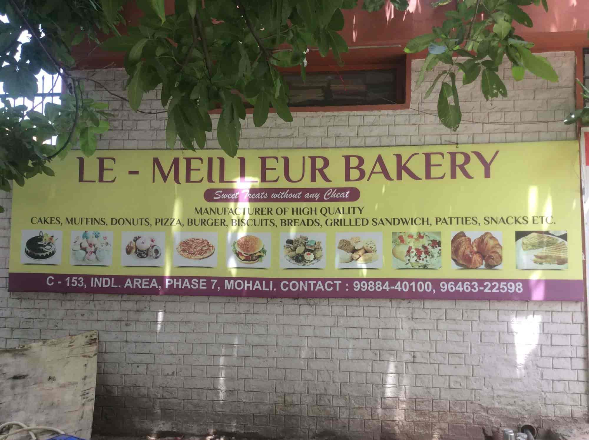 Industrial Le le meilleur bakery photos industrial area phase 7 chandigarh