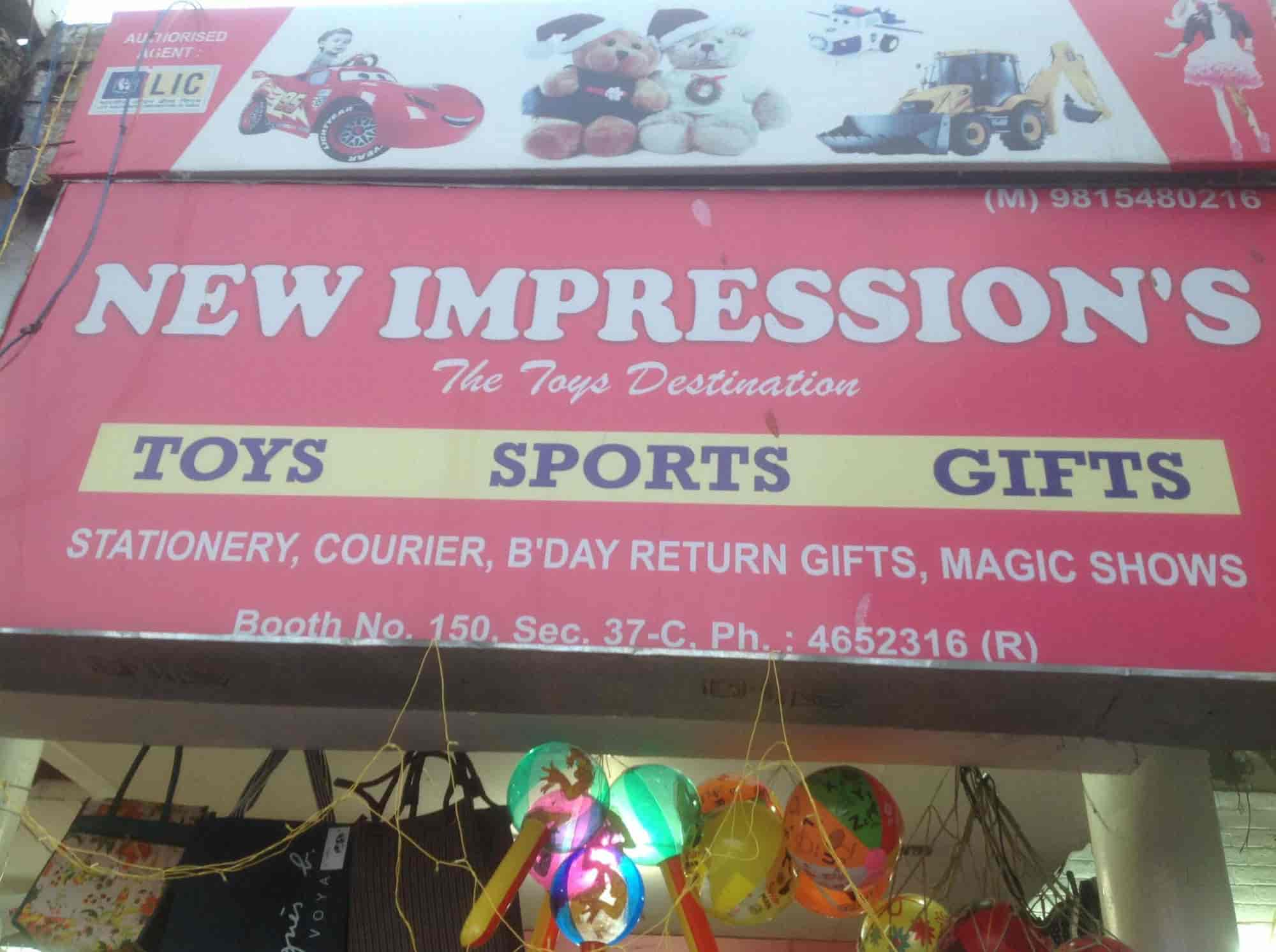 New Impression Gift Shop Photos, Chandigarh Sector 37c, Chandigarh ...