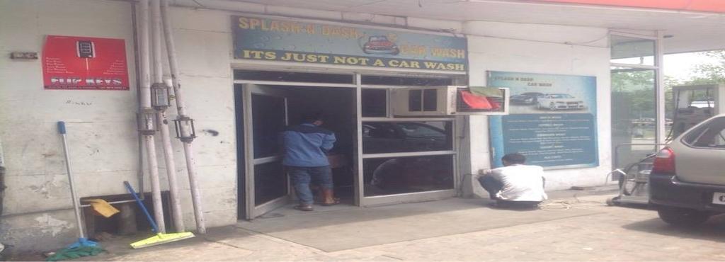 Splash And Dash Car Wash >> Splash N Dash Car Wash Chandigarh Sector 22 Car Washing