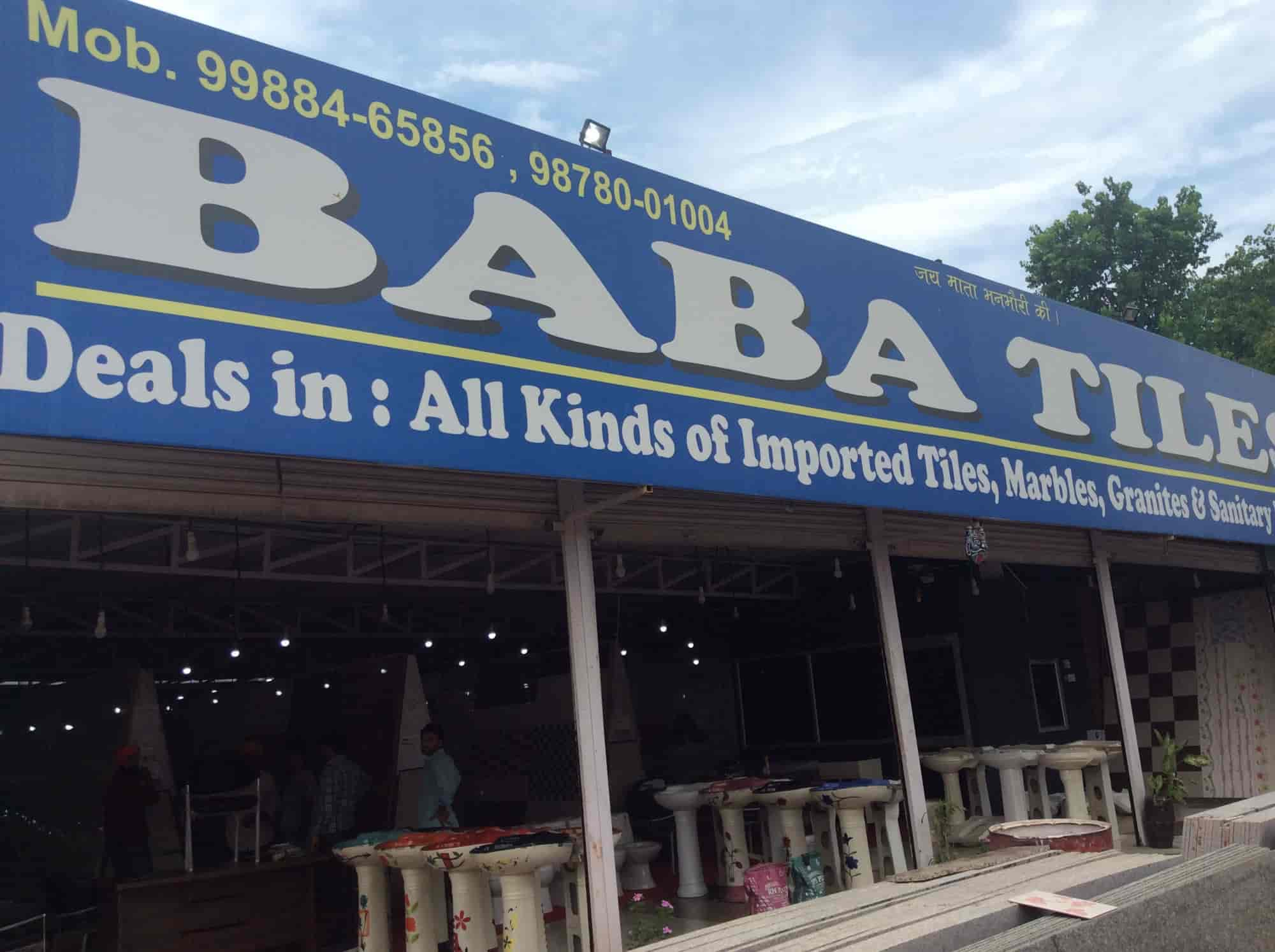 Baba Tiles, Village Dhanas - Tile Dealers in Chandigarh - Justdial