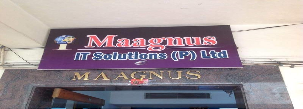 Maagnus IT Solutions Pvt Ltd