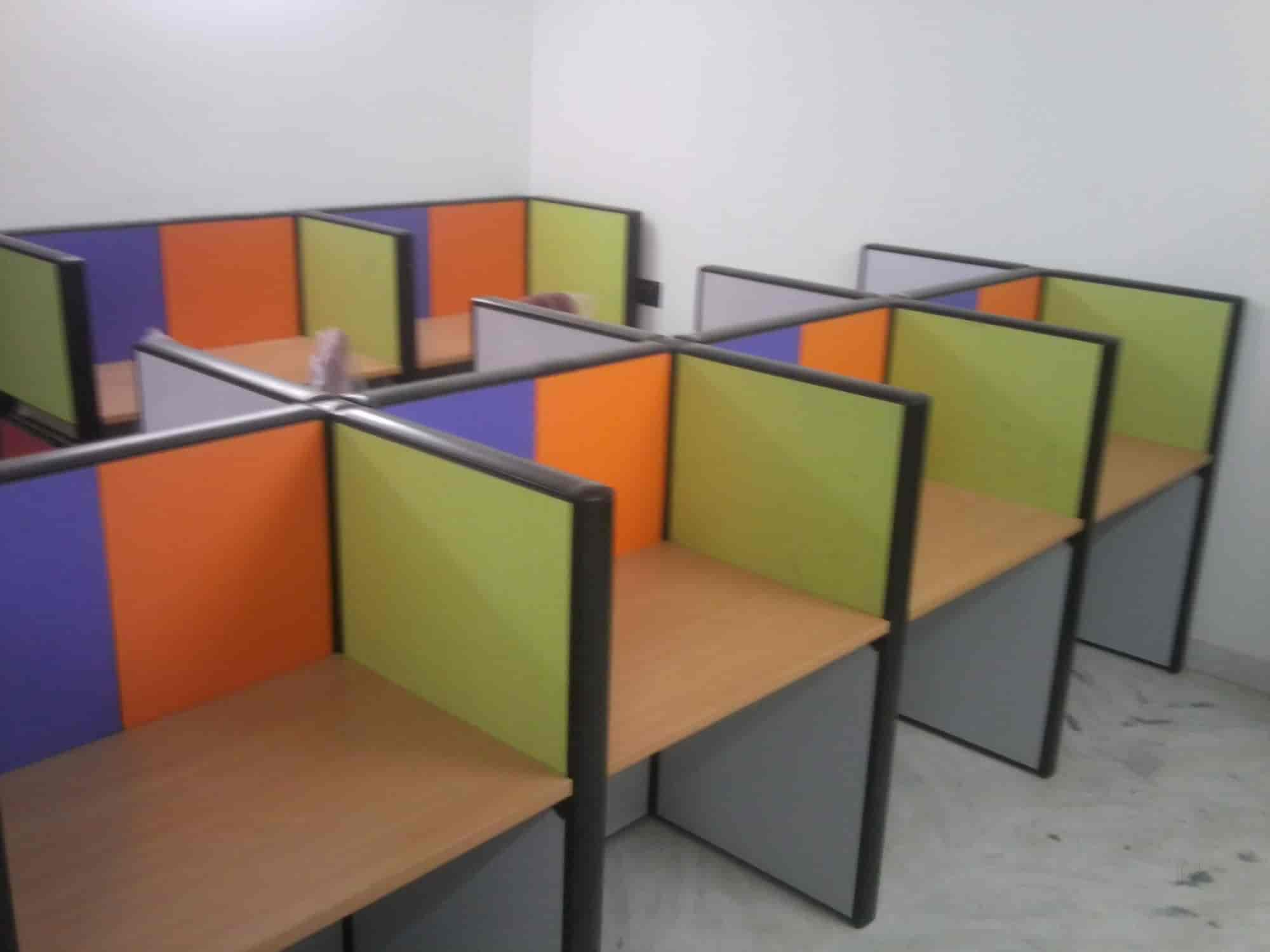 Decorators Office Furniture. Workstation   Kings Office Furniture Photos,  Valasaravakkam, Chennai Interior Decorators