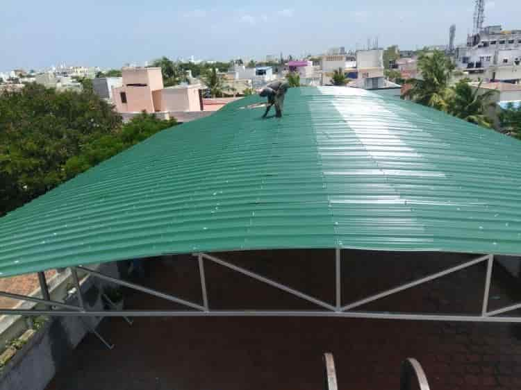 Awesome ARK Roofing, Thirunindravur   Roofing Contractors In Chennai   Justdial