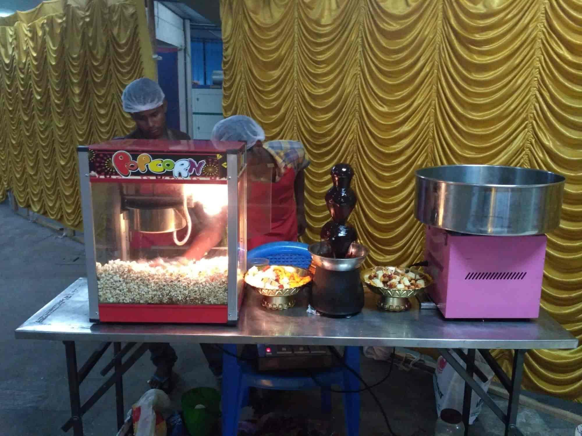 Popcorn Making Machine Afrose A To Z Wedding Events Photos Ayanavaram Chennai