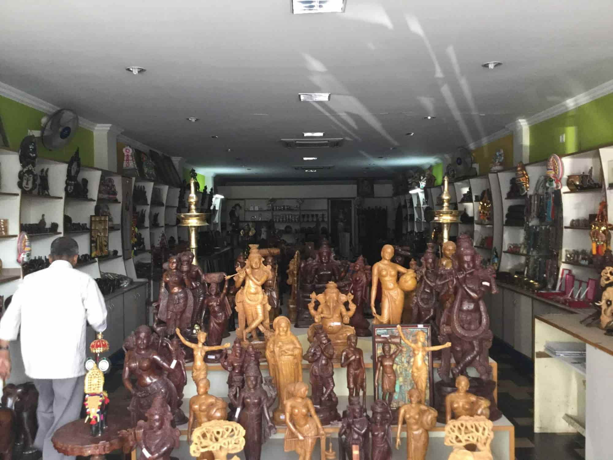 Kairali Mount Road Handicraft Item Dealers In Chennai Justdial
