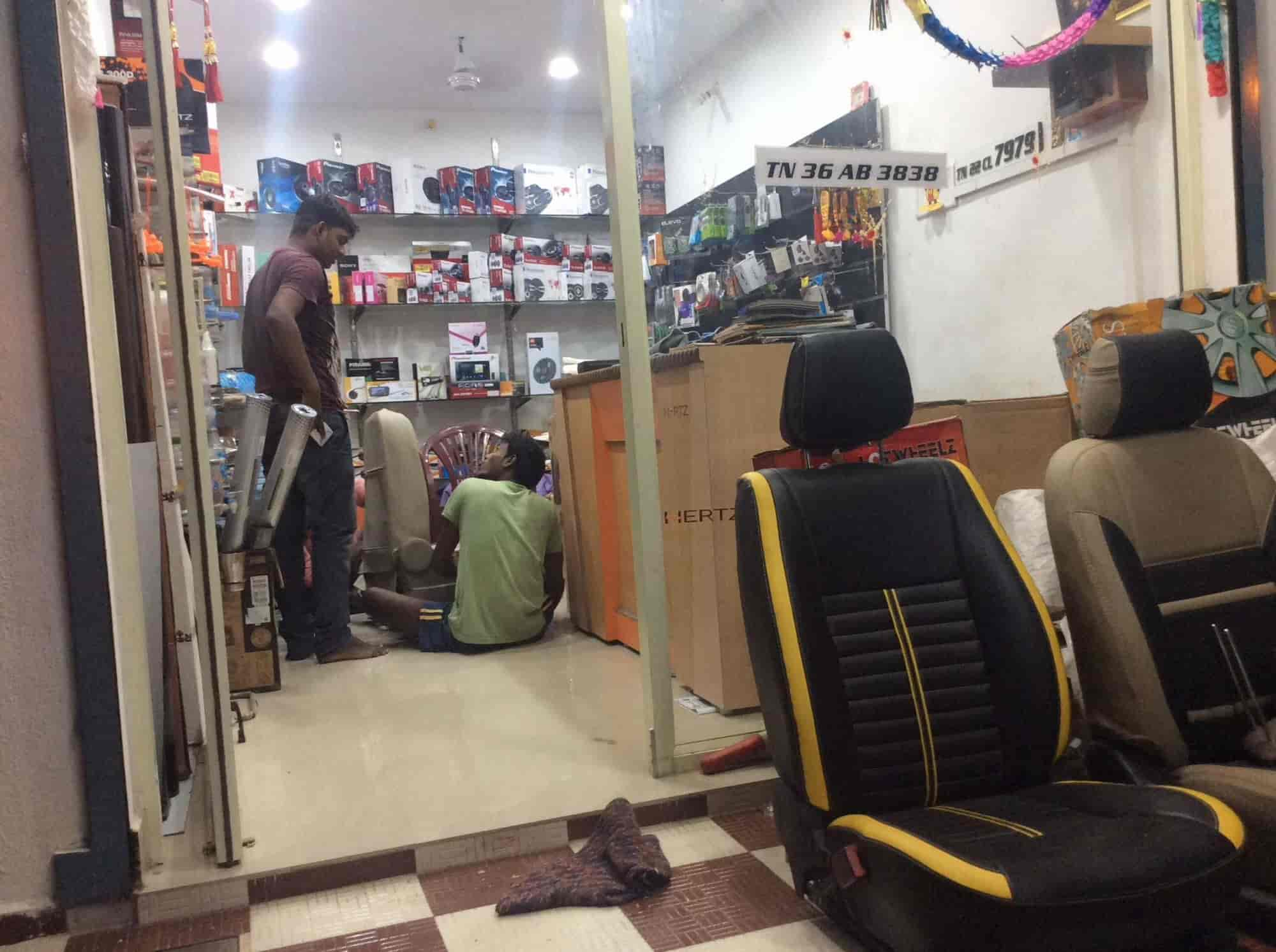 RK CAR Accessories Poonamallee Car Accessory Dealers in Chennai