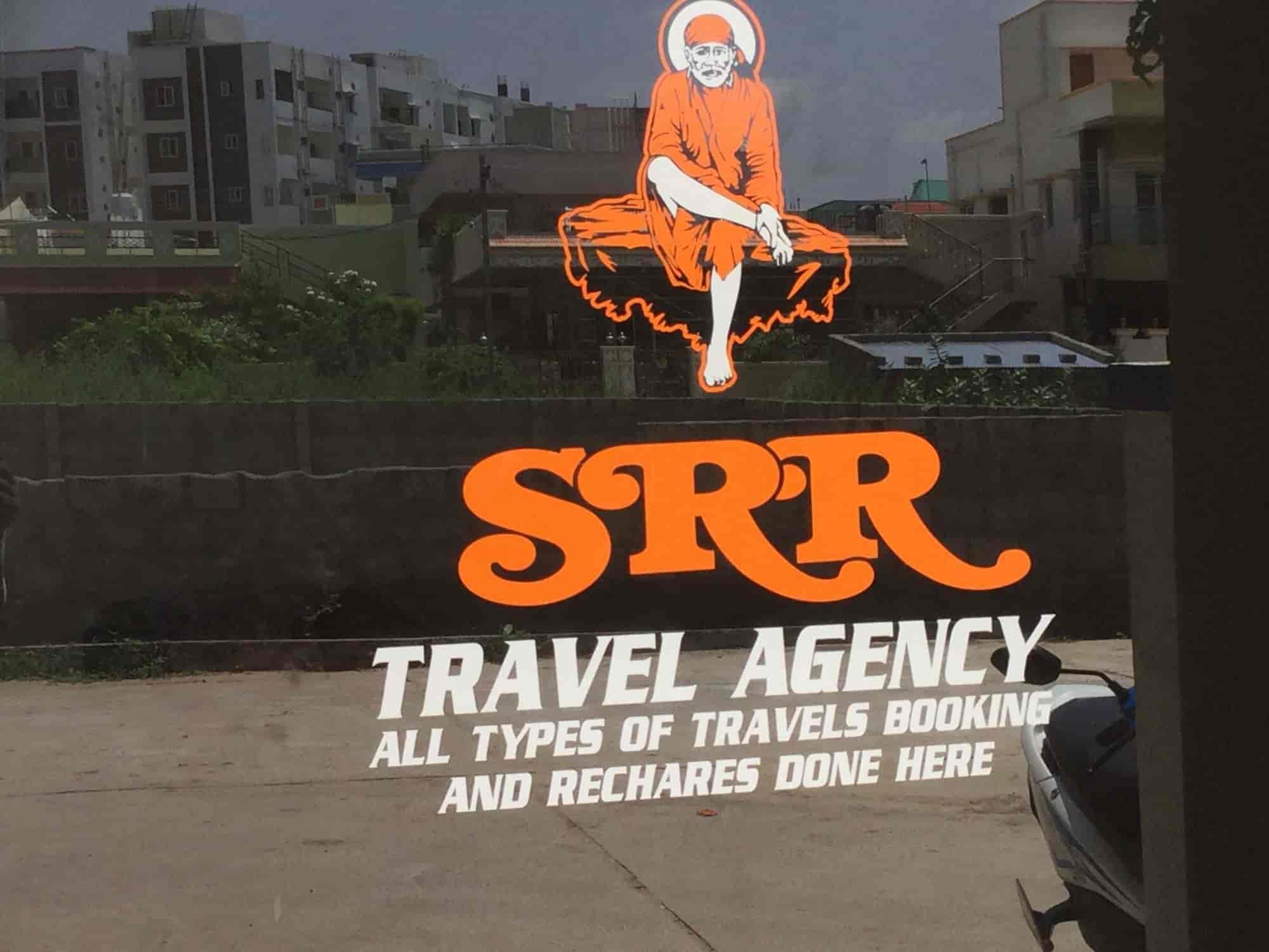 SRR Travel Agency, Kattamanchi - Travel Agents in Chittoor