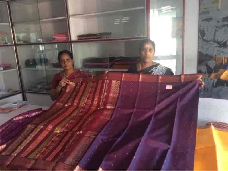 Bagathur Sri Sowdeswari Handloom Weavers Cooperative Society