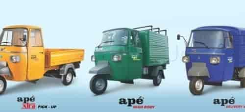 Ape Piaggio Shree Kbs Autos Kavundampalayam Three Wheeler Dealers