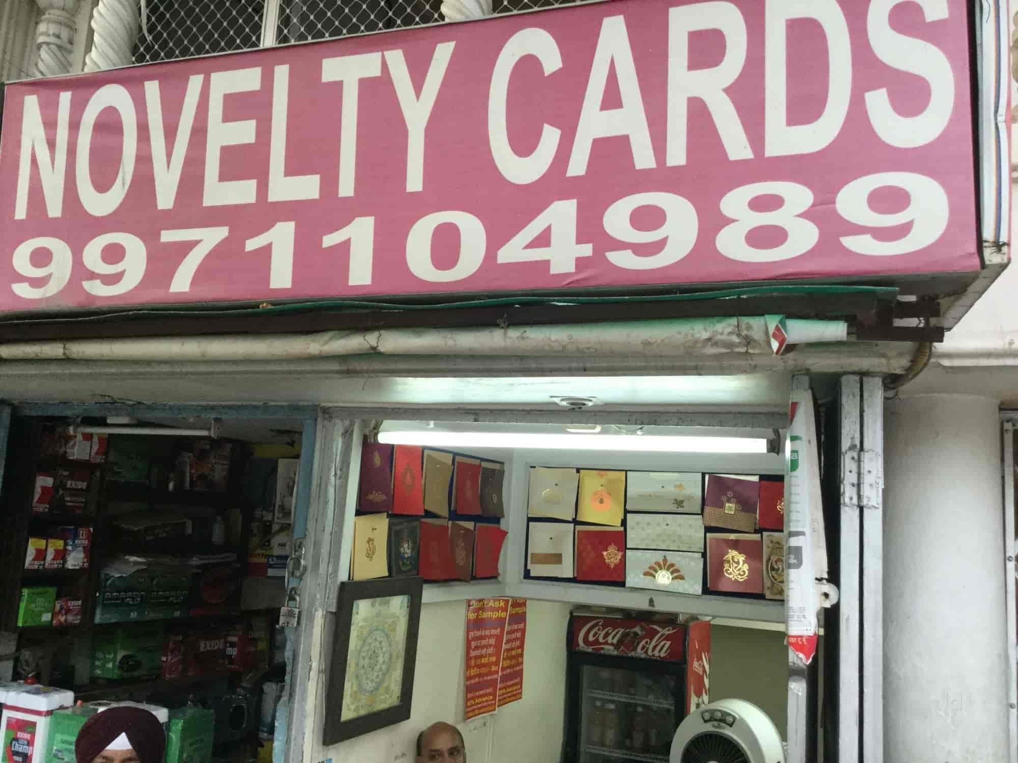Novelty Cards Photos Malviya Nagar Delhi Pictures Images