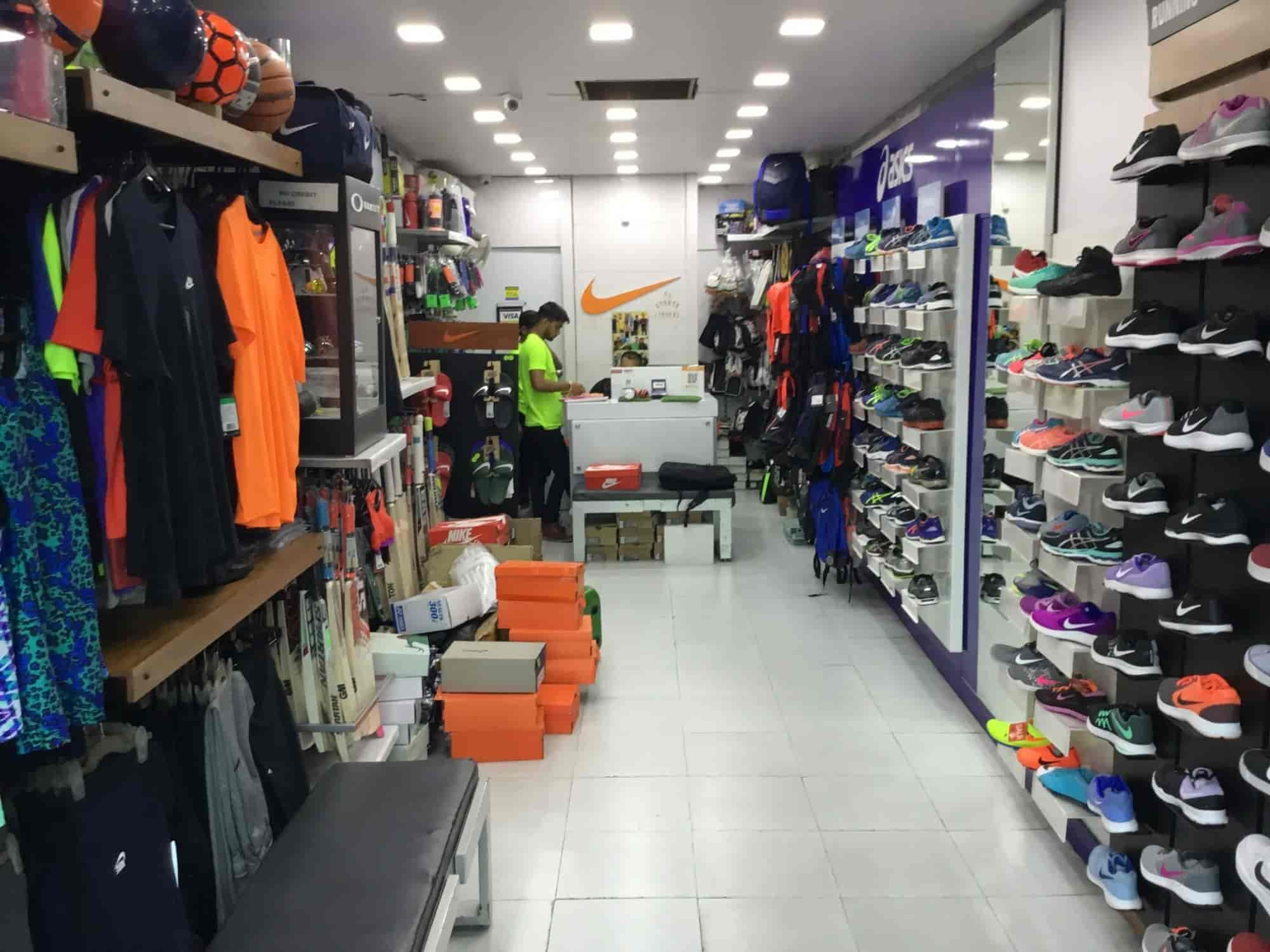 asics showroom near me