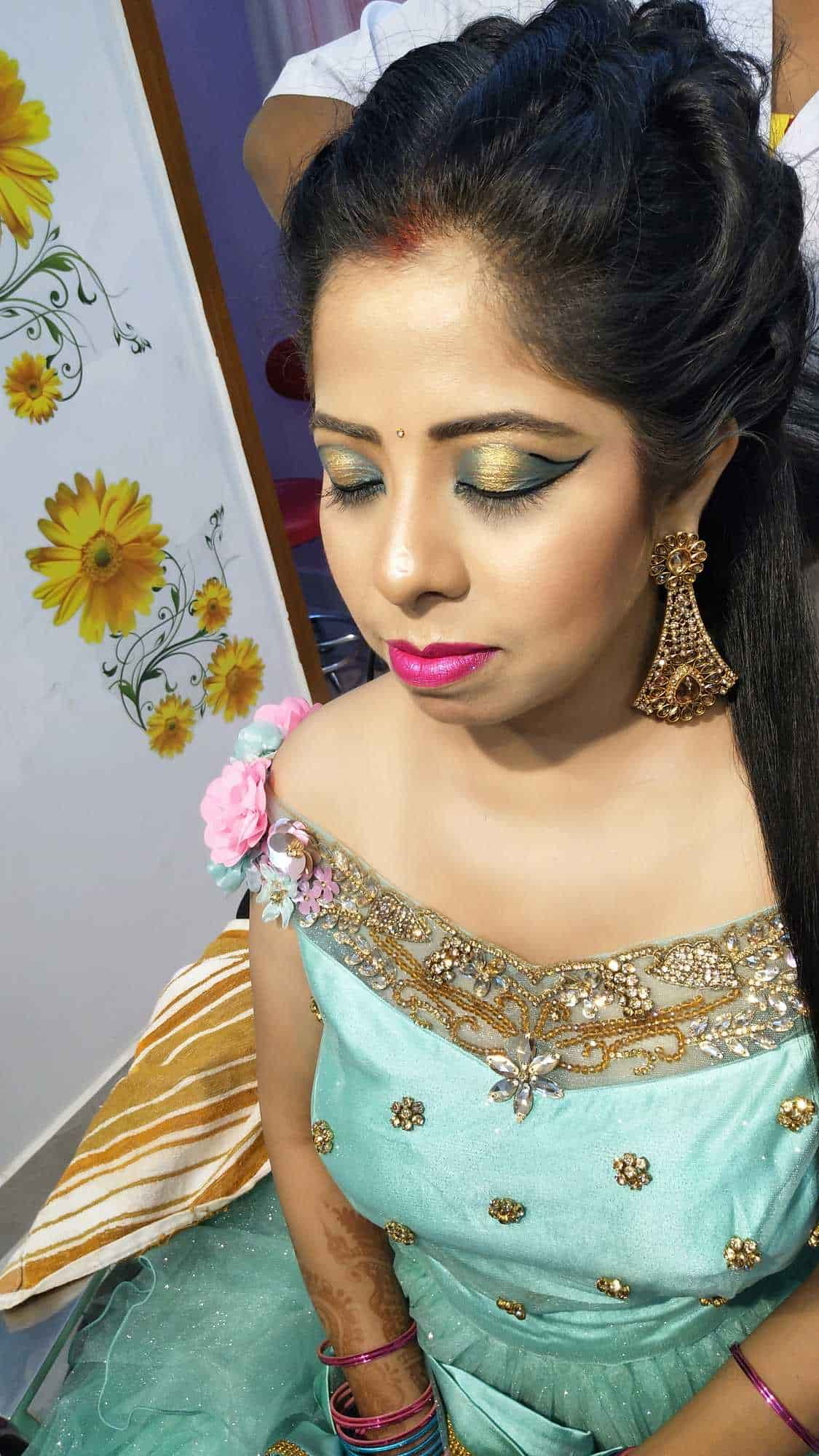 Makeup Work - Maskara Makeovers Trained By VLCC Photos, Ganesh Nagar 2, Delhi ...