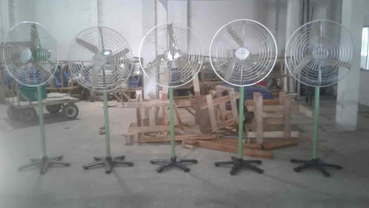 Top 50 Industrial Exhaust Fan Manufacturers in Chawri Bazar