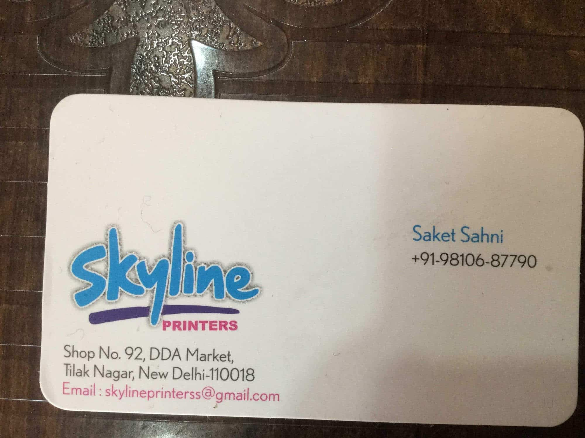 Business Card Printers In Delhi - Best Business 2017