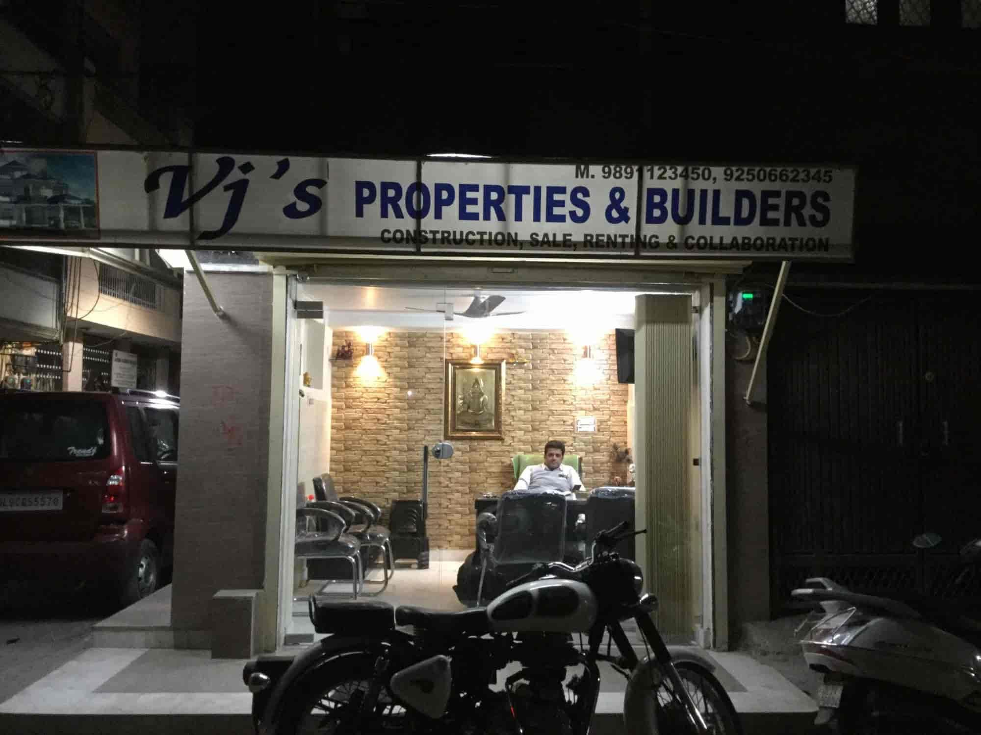 Vj s Properties Tilak Nagar Property Dealers in Delhi Justdial