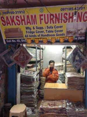 Saksham Handloom Karol Bagh Handicraft Item Dealers In Delhi
