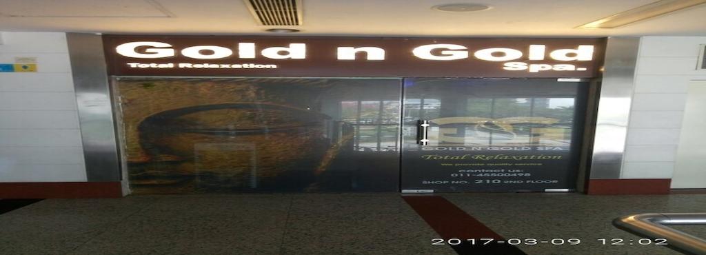 Kända Gold N Gold Spa, Shalimar Bagh - Beauty Spas in Delhi - Justdial SI-41