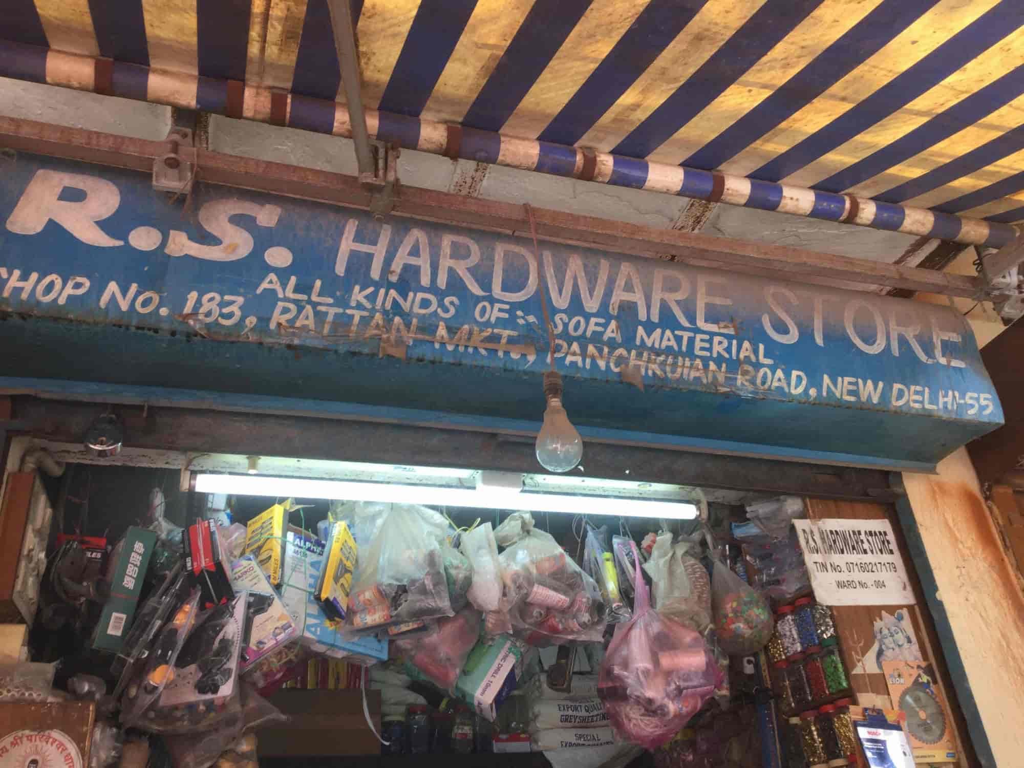 R s hardware Store Panchkuian Road Carpenters in Delhi Justdial