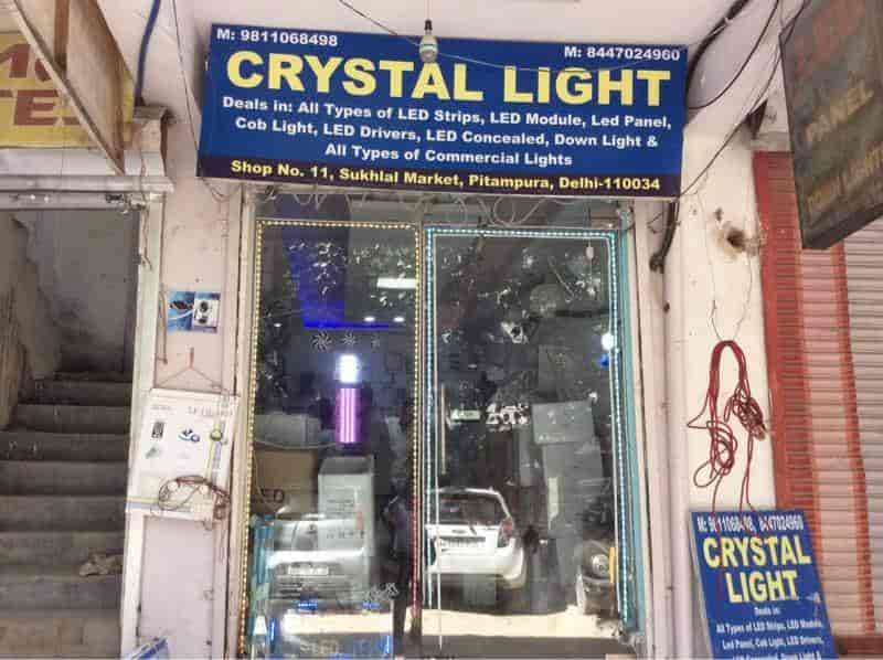 Crystal light photos pitampura delhi ncr pictures images crystal light photos pitampura delhi led light dealers aloadofball Images