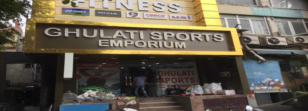 6a1706b05f341 Ghulati Sports Emporium, Karol Bagh - Fitness Equipment Dealers in Delhi -  Justdial