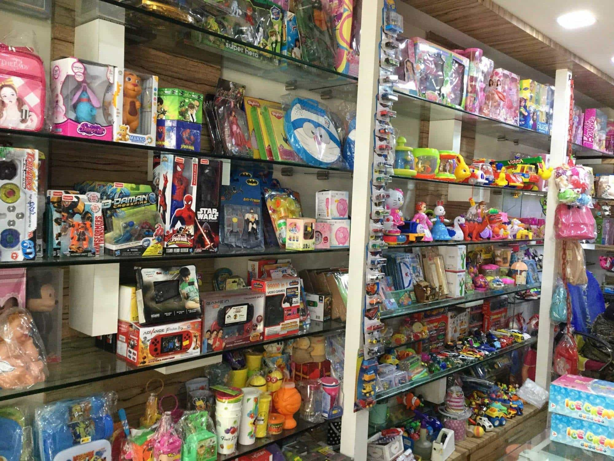The Kids World Motipara Toy Shops in Durg Justdial
