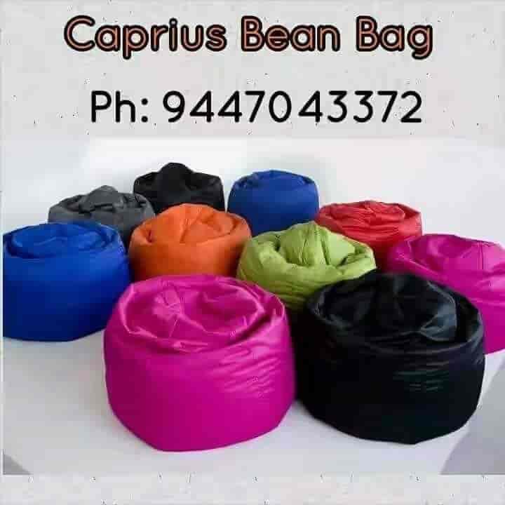 Caprius Bean Bag Kaloor