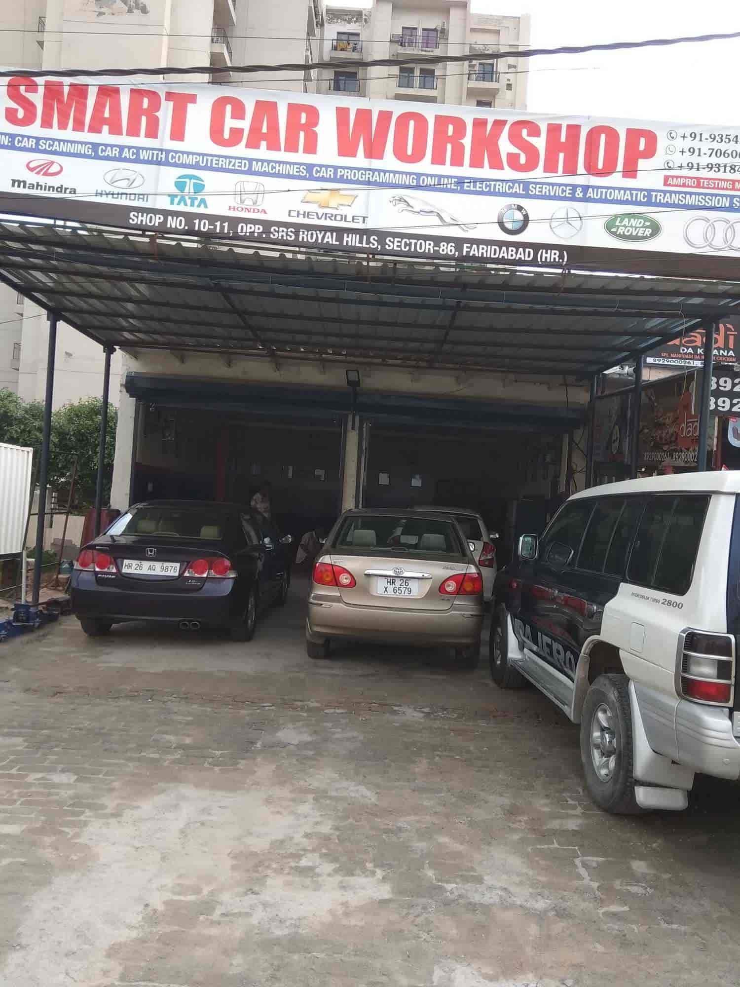 Smart Car Workshop Sector 86 Car Repair Services In Delhi