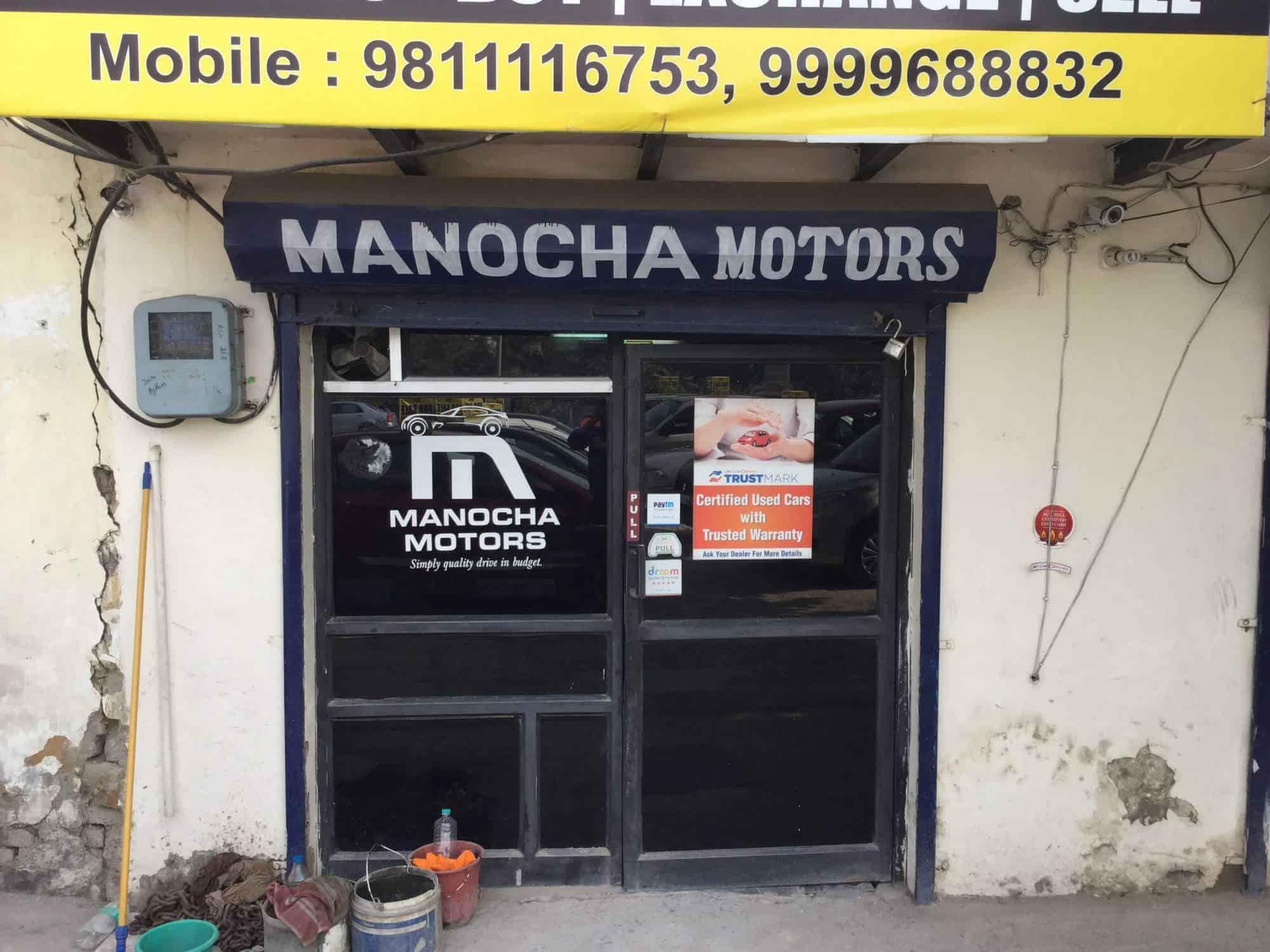 Manocha Motors