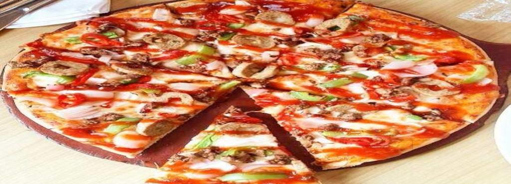 business process of pizza hut
