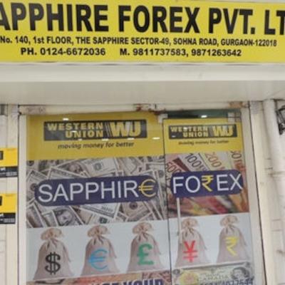 Forex exchange in gurgaon