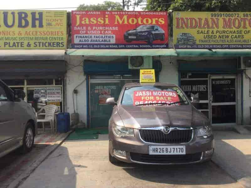 Jassi Motors, Old DLF Colony - Second Hand Car Dealers in Delhi ...