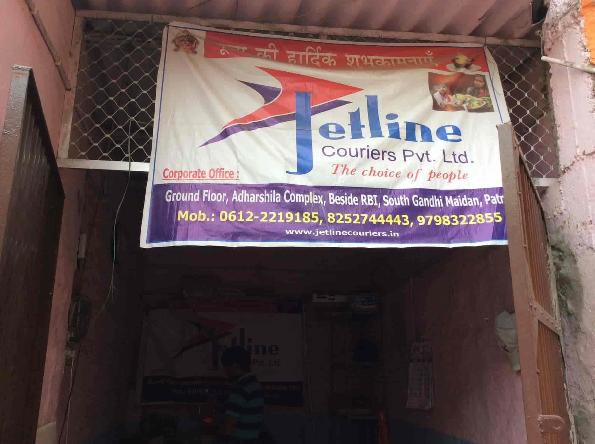 Jetline courier courier services in hajipur justdial reheart Choice Image