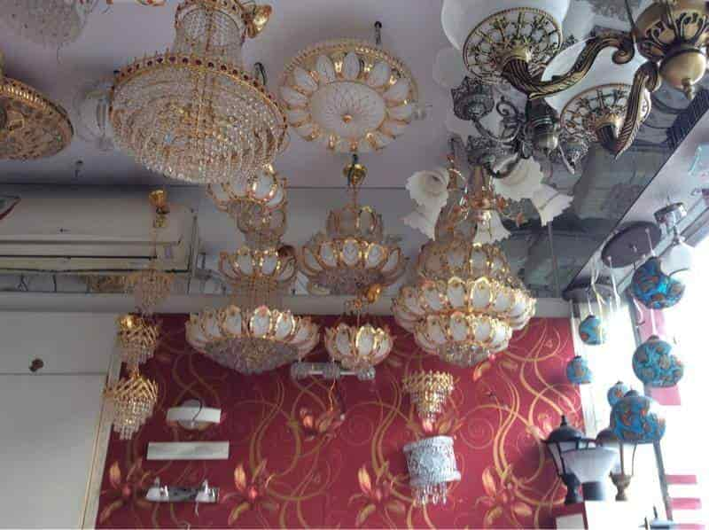 Hi Tech Lights, Osmangunj - Decorative Light Dealers in Hyderabad ...