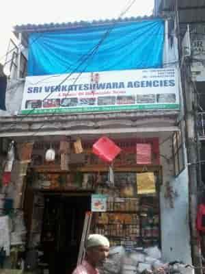 Sri Venkateshwara Agencies 41 32 Votes General