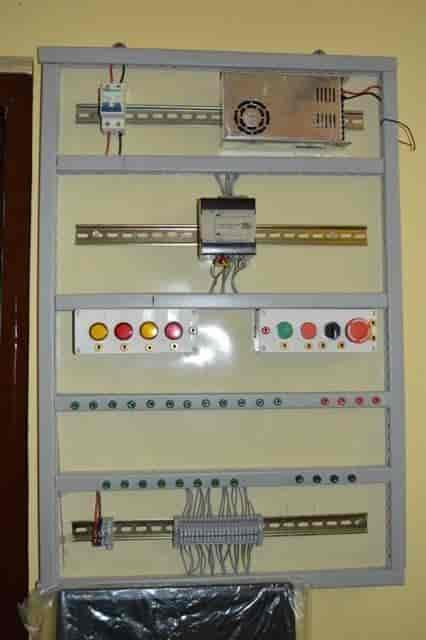 ... Panel Board - Izar Automation Training And Services Photos Toli Chowki Hyderabad - PLC ... : panel board wiring training - yogabreezes.com